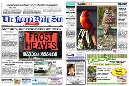 The Laconia Daily Sun – March 21, 2019
