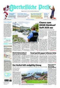 Oberhessische Presse Marburg/Ostkreis - 25. September 2018