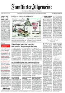 Frankfurter Allgemeine Zeitung F.A.Z. - 31. August 2019