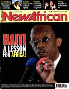 New African - April 2004