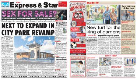Express and Star City Edition – August 30, 2017