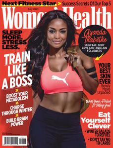 Women's Health South Africa - July 2019