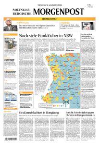 Solinger Morgenpost – 19. November 2019