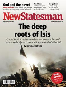 New Statesman - 21 - 27 November 2014