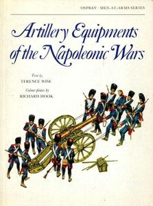 Artillery Equipment of the Napoleonic Wars (Men-at-Arms Series 96)