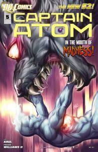 Captain Atom 005 2012