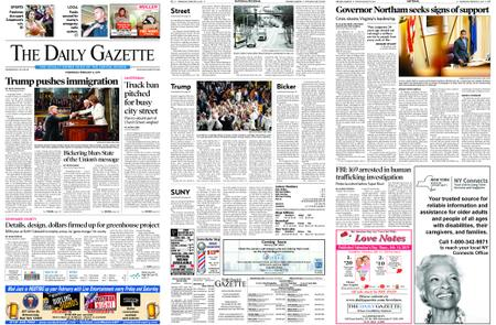 The Daily Gazette – February 06, 2019