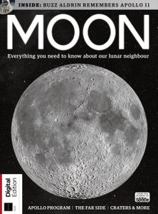 All About Space: Book of the Moon – August 2021
