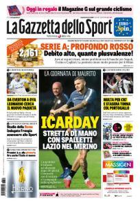 La Gazzetta dello Sport – 22 marzo 2019