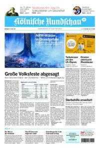 Kölnische Rundschau Wipperfürth/Lindlar – 22. April 2020