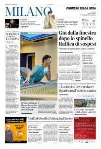 Corriere della Sera Milano - 5 Maggio 2018