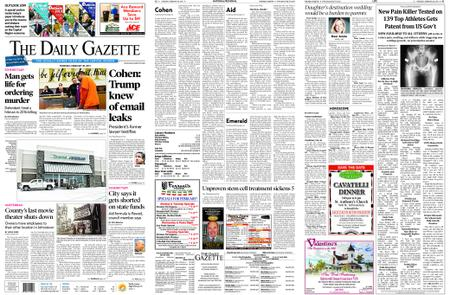 The Daily Gazette – February 28, 2019