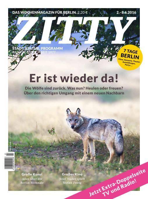 Zitty - 2 Juni 2016