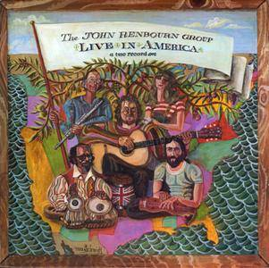 The John Renbourn Group - Live In America (1982) Flying Fish/FC 27103 - US 1st Pressing - 2 LP/FLAC In 24bit/96kHz