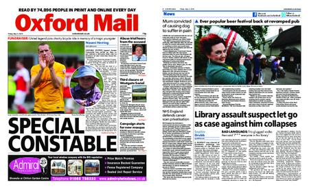 Oxford Mail – May 03, 2019