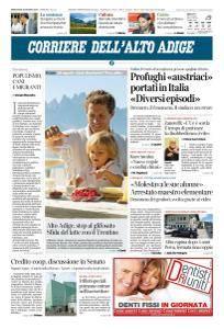 Corriere dell'Alto Adige - 20 Giugno 2018