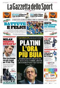 La Gazzetta dello Sport Sicilia – 19 giugno 2019