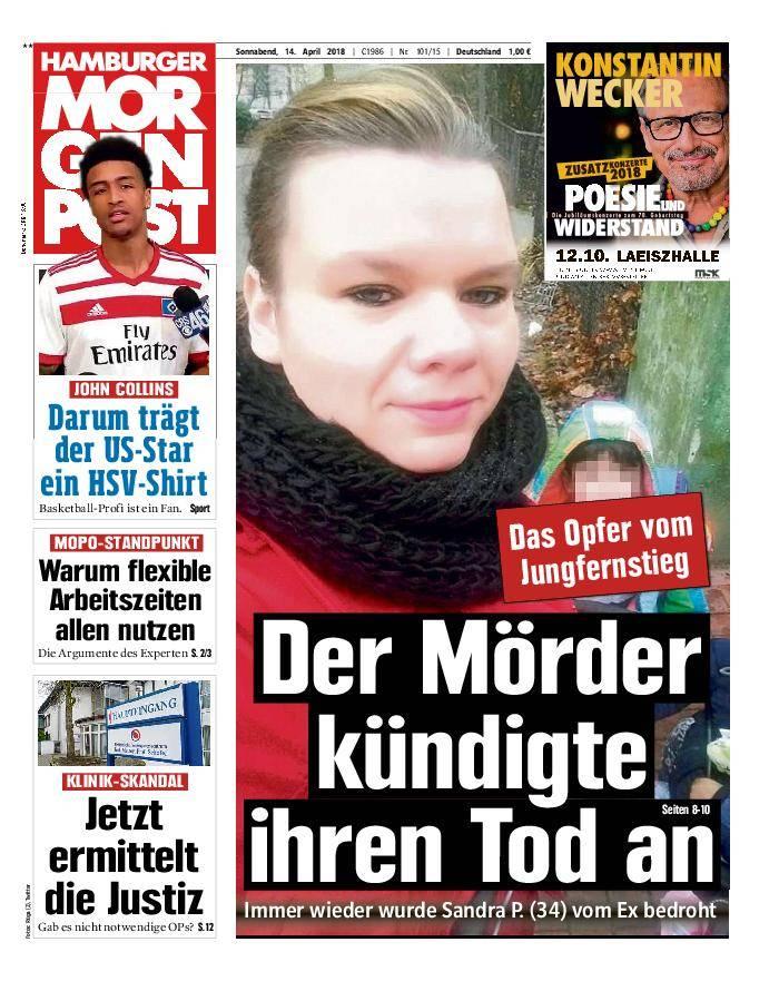 Hamburger Morgenpost - 14. April 2018