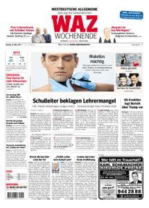 WAZ Westdeutsche Allgemeine Zeitung Gelsenkirchen - 23. März 2019
