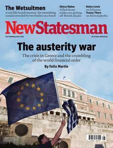 New Statesman - 10 - 16 July 2015