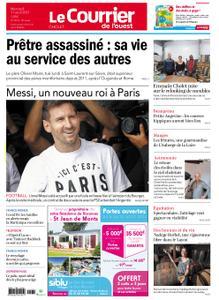 Le Courrier de l'Ouest Cholet – 11 août 2021
