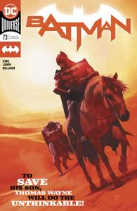 Batman v3 073 (2019) (Webrip) (The Last Kryptonian-DCP