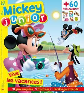 Mickey Junior - Juillet 2020