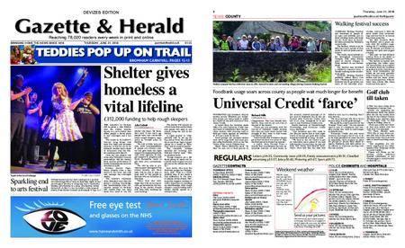 Gazette & Herald – June 21, 2018