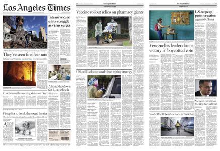 Los Angeles Times – December 08, 2020