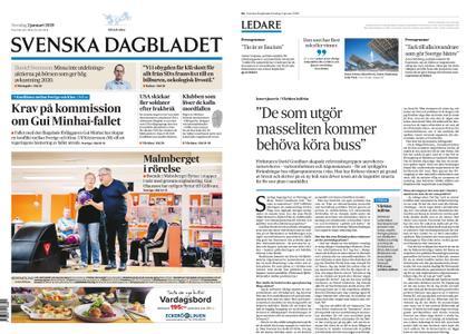 Svenska Dagbladet – 02 januari 2020