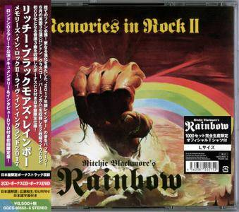 Ritchie Blackmore's Rainbow - Memories In Rock II (2018) {Japanese Limited Edition}