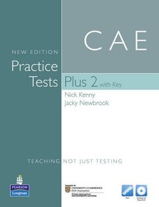 Practice Tests Plus CAE 2 New Edition with Key (with Audio CD)