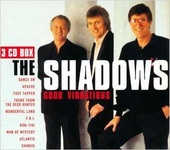 The Shadows - Good Vibrations (1998) 3 CD Box Set [Re-Up]