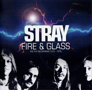 Stray - Fire & Glass: The Complete Pye Recordings 1975-1976 (2017)