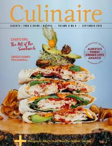 Culinaire Magazine - September 2019