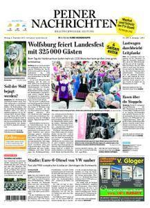 Peiner Nachrichten - 04. September 2017