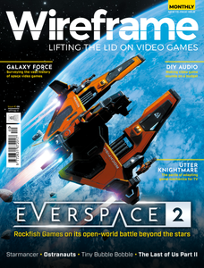 Wireframe - Issue 40 2020