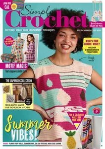Simply Crochet - June 2021