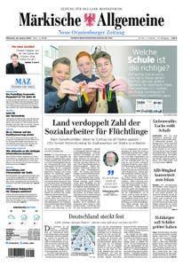 Neue Oranienburger Zeitung - 24. Januar 2018