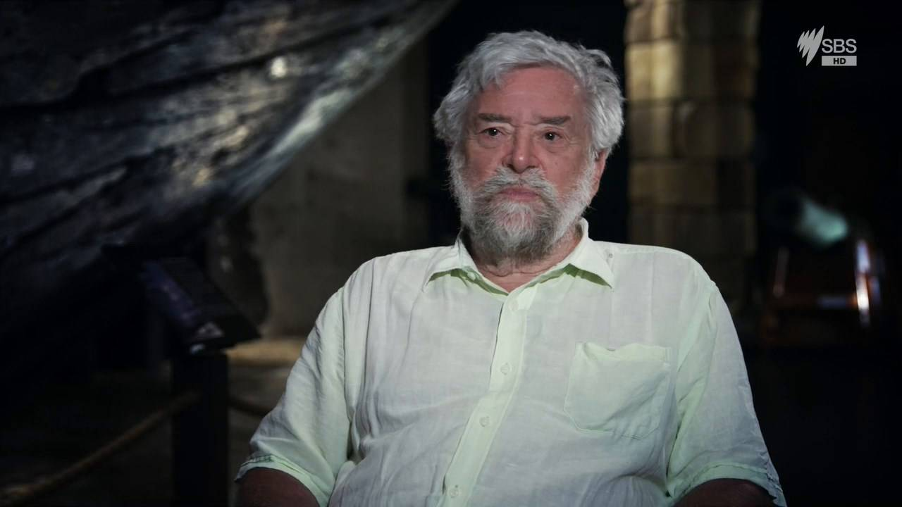 SBS - Batavia Revealed: Shipwreck Psycho (2018)