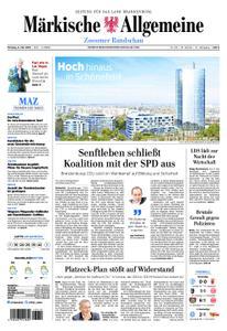 Märkische Allgemeine Zossener Rundschau - 06. Mai 2019