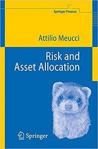 Risk and Asset Allocation (Repost)
