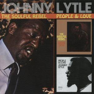 Johnny Lytle - The Soulful Rebel / People & Love (2013) {Real Gone Music-Dusty Groove RGM-0145 rec 1971-72}