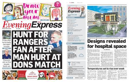 Evening Express – March 25, 2019