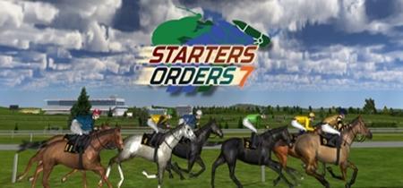 Starters Orders 7 Horse Racing (2019)