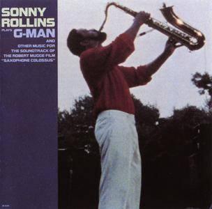 Sonny Rollins - G-Man (1986) {Milestone 025218915021}
