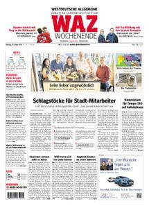 WAZ Westdeutsche Allgemeine Zeitung Oberhausen-Sterkrade - 19. Januar 2019