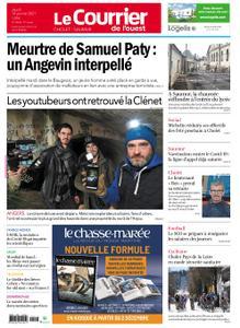 Le Courrier de l'Ouest Cholet – 14 janvier 2021