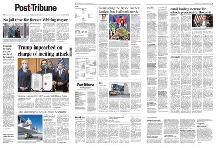 Post-Tribune – January 14, 2021