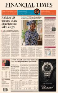 Financial Times Middle East - February 16, 2021